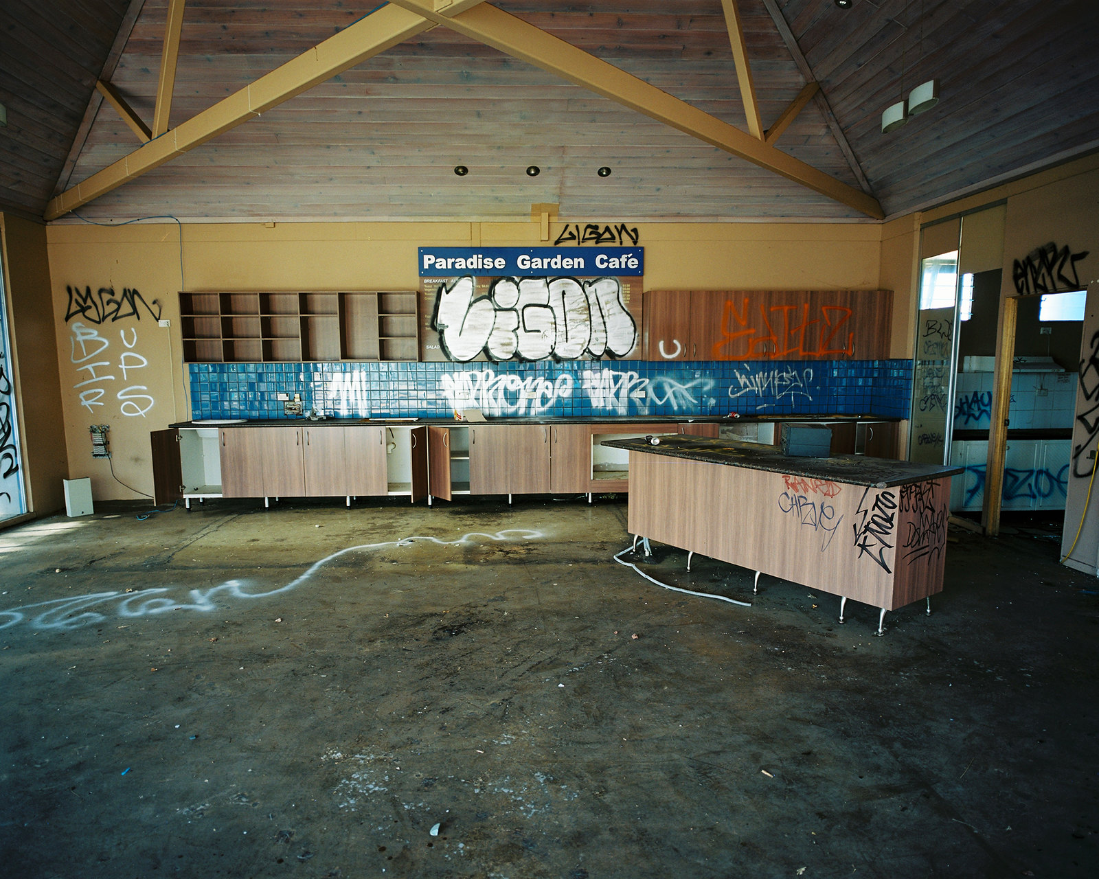 Abandoned Nursery #5