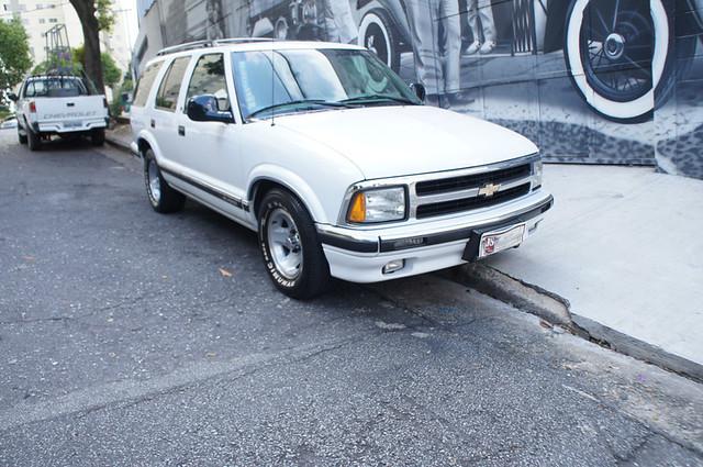 GM Blazer 1994 Americana