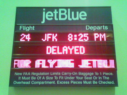 Delayed! | by WaveBreaker