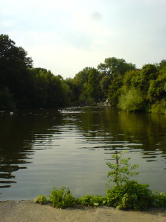 Hampstead Heath Mixed Bathing Pond | by emily_*