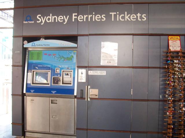 weekly ticket sydney - photo#1