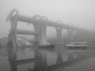 The Falkirk Wheel | by no1chrism
