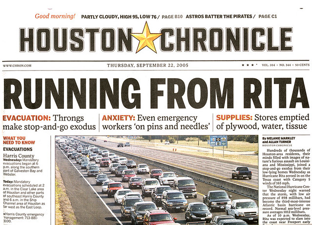 Houston Chronicle Front Page | This morning's edition ...