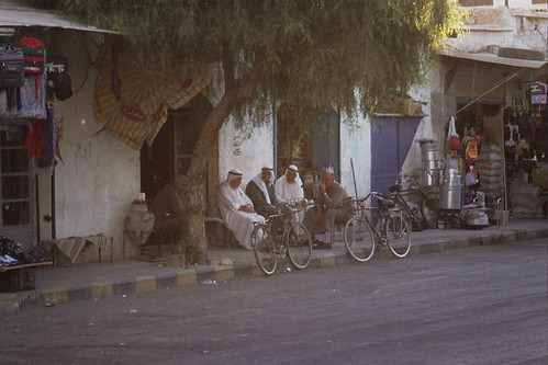 Old Men in Palmyra Town