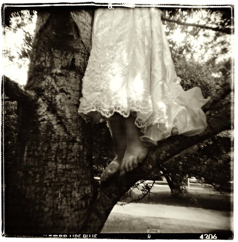TREE FEET PRINCESS | by Laura Burlton - www.lauraburlton.com