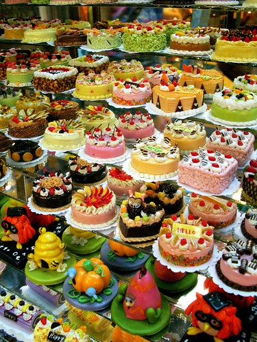 Miniature Cakes | by * Beezy *
