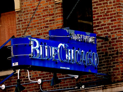Blue Chicago | by frozenchipmunk