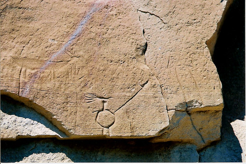 Rock Art - Deer Medicine Rocks, Montana 01 | by WY Man