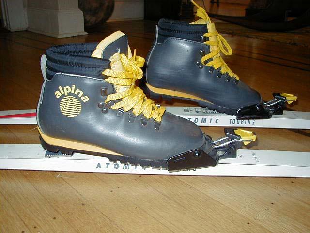 Xcbootscloseup Alpina Cross Country Ski Boots Size Flickr - Alpina cross country boots
