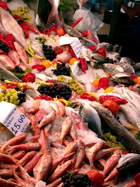 Fish market fish market in athens greece fly to this for White fish market