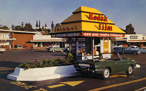 Kodak Fotomat, 1960's | by Roadsidepictures