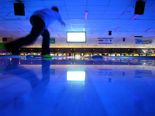 Night Bowling | by Dave Gorman