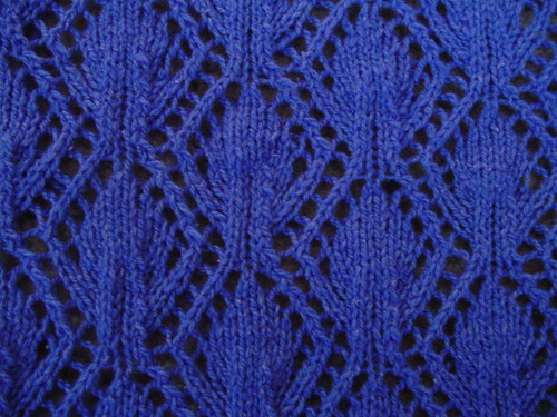 Lace Scarf - Nov. 10, 2005 | by bowerbirdknits