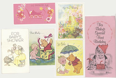 vintage greeting cards | by merwing✿little dear