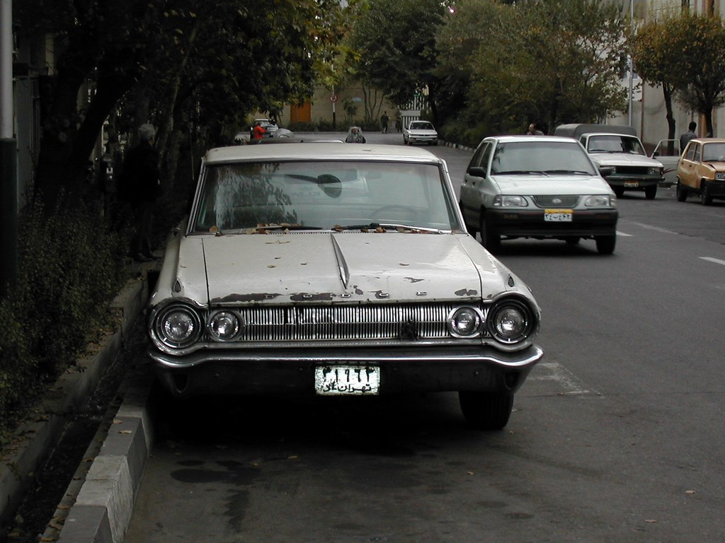 Tehran - Dodge City | Many old foreign cars - especially pre… | Flickr
