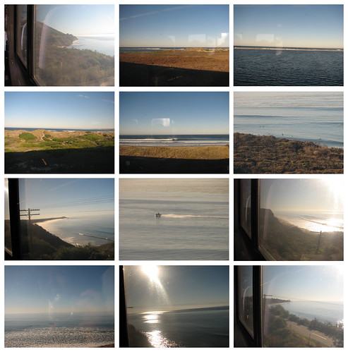 view outside the train window slo to santa barbara | by emdot