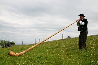 Alphorn Blower | by Why68