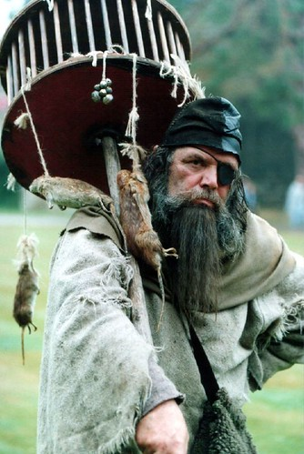 Rat catcher | medieval day at warwick castle 1994 | Reign ...