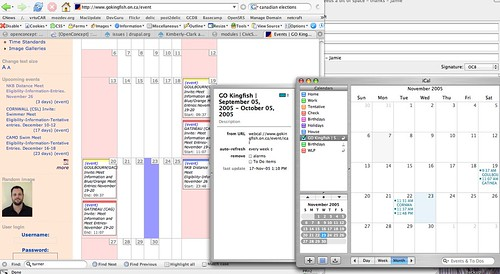 Calendar Module and iCal data | by m.gifford