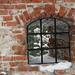 Winter window land