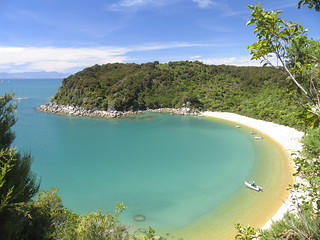 Te Pukatea Bay, Abel Tasman National Park | by ScenicViews