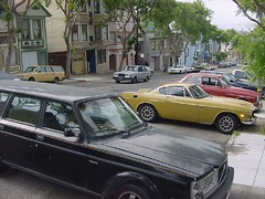 Volvos Galore | by rat_fink