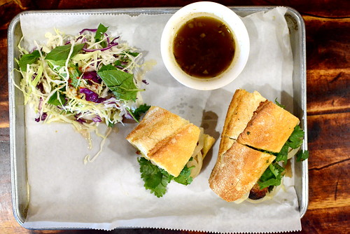Lunch at Pig & the Lady - Honolulu