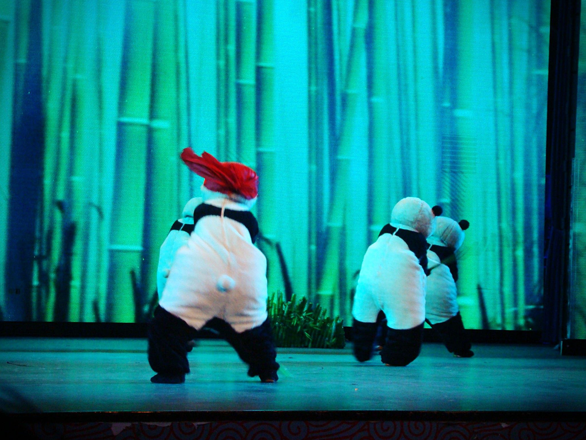Beijing cultural show
