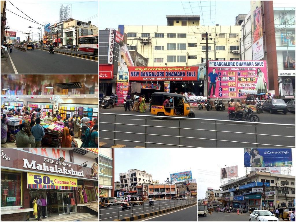 INDIA - visakhapatnam - sightseeing