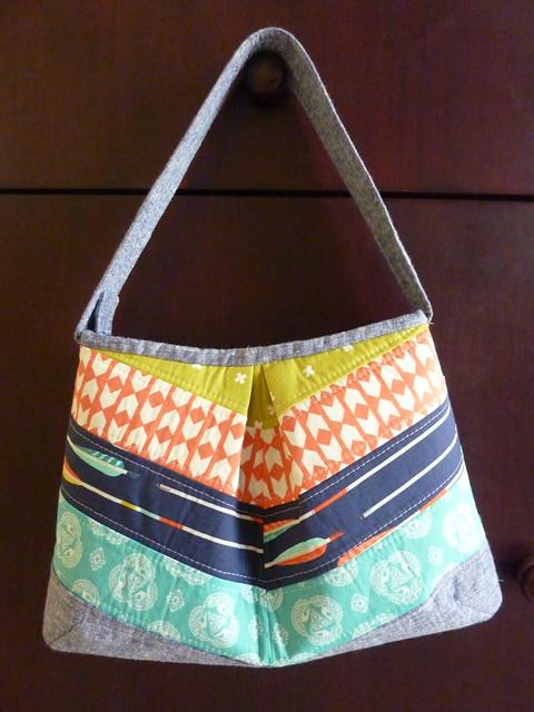 I made a handbag/purse!