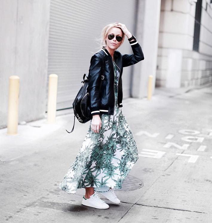 Maxi Skirt & Maxi Dress outfit inspiration08
