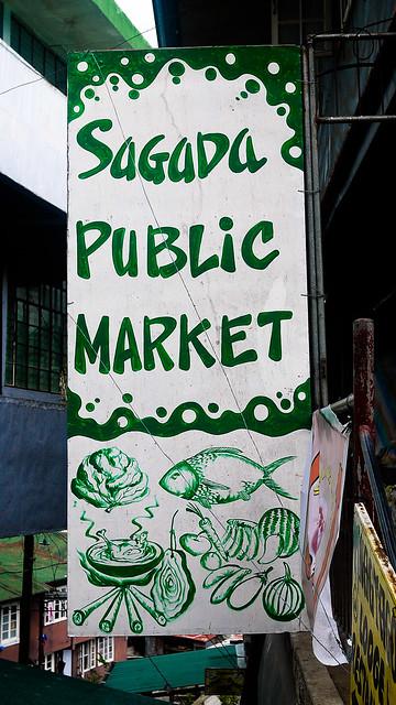 Sagada Public Market