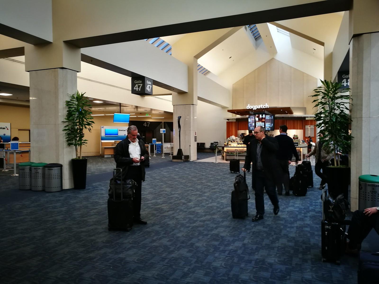 Delta's terminal