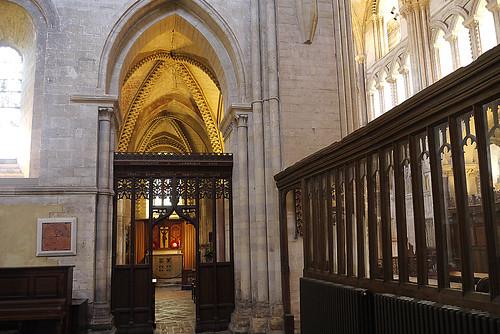 Chapel of Memorial - The Church of St Cross
