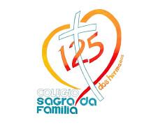 Logo del 125 Aniversario del Colegio Sagrada Familia