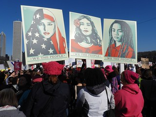 Women's March - Chicago | by Chicago Man