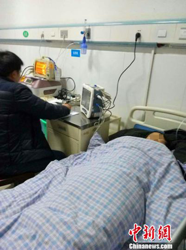 Sichuan bazhong village funeral dinner of suspected food poisoning down 30 people, 2 people died
