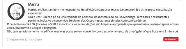 Dicas de hospedagem em Coimbra