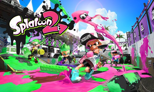 Splatoon 2 Announced At Nintendo Switch Conference