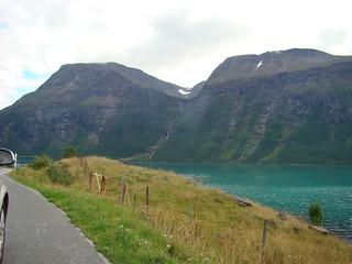 Uitzicht op schiereiland Lyngen 3