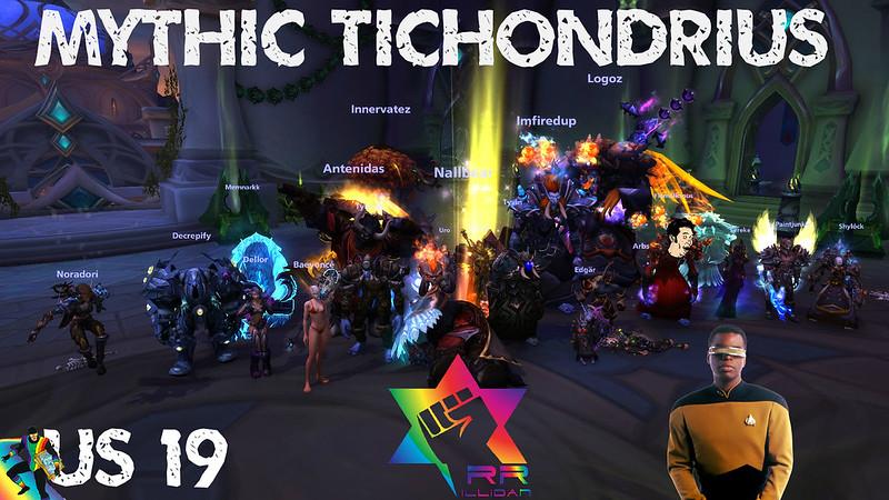 Mythic Tichondrius