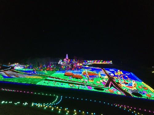 Tokyo Doitsu mura winter illumination 2016-2017 20