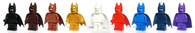 LEGO Monochrome Batman