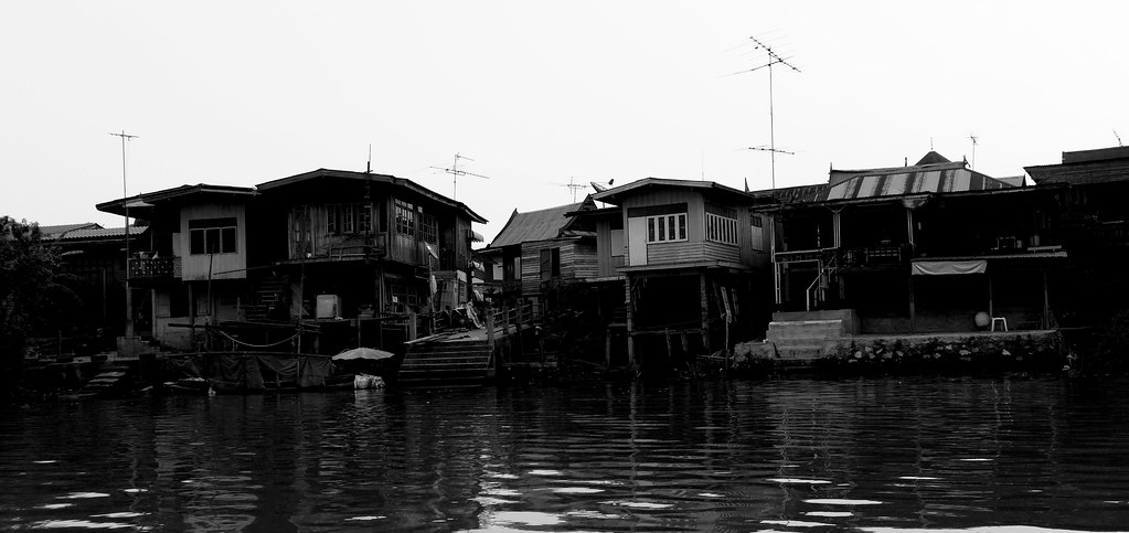 Thaïlande - Ayutthaya - 119 - Sur la Chao Phraya