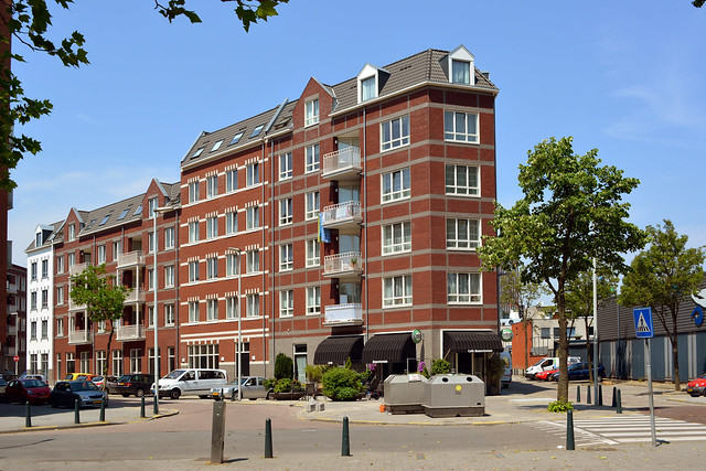 Bloemfontein Afrikaanderwijk Rotterdam