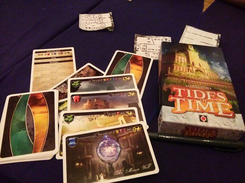003 - Tides of Time by Portal Games