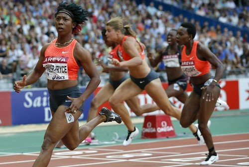 Fraser-Pryce logra mejor marca mundial del año en 100 metros