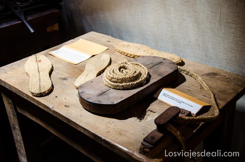 pueblos del macizo del Canigó museo de correos de Palalda