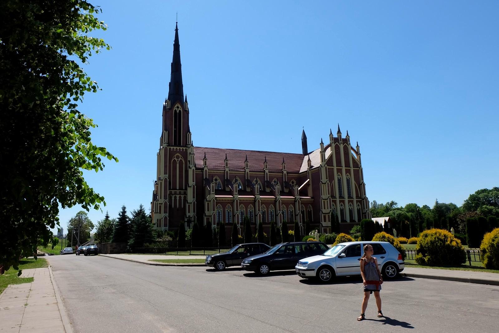 Свято-Троицкий костёл, Гервяты, Беларусь