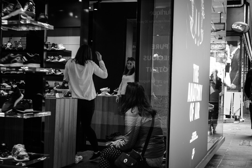Buying Shoes On Kixify